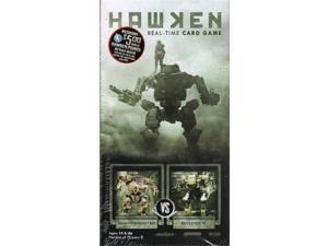 Hawken: Sharpshooter vs Bruiser Deck