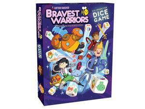 Bravest Warriors Dice Game by Cryptozoic Entertainment