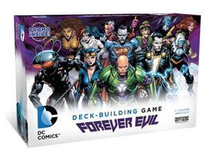 DC Comics Deck-Building Forever Evil by Cryptozoic Entertainment