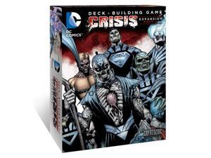 DC Comics Deck Building Game: Crisis Expansion 2