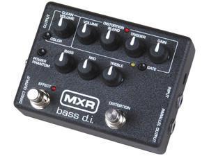 MXR M-80 Bass D.I. Pedal Distortion