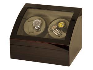 Belocia four watch winder with Japanese Mabuchi motor
