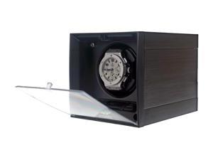Cubic Expandable Modular Watch Winder with 14 Different TPD Settings