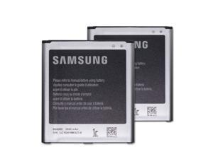 Two (2) Pack of New OEM Samsung B600BU/Z Battery for Galaxy S IV S4 GT-I9500 B600BU/Z 2600 mAh