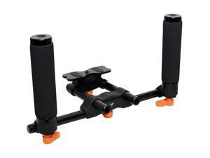 Opteka CXS-200 Dual Grip Handheld Video Stabilizer Support System for DSLR Cameras