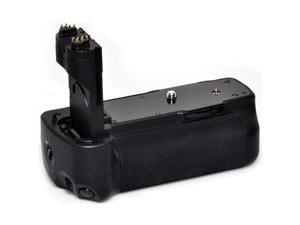 Opteka Battery Pack Grip / Vertical Shutter Release for Canon EOS 5D Mark II Digital SLR Camera