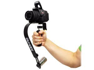 Opteka SteadyVid EX MK II Video Stabilizer Gimbal System for Digital Cameras, SLR's & Camcorders (up to 3 lbs) ~ (New & Improved Version)