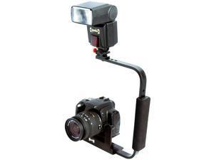 Opteka FB-10 DSLR Digital Camera External Flip Flash Stand Bracket Adapter Holder Mount for Sigma SD1 SD9 SD10 SD14 SD15