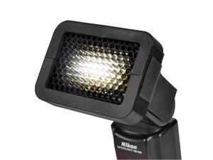 """Opteka OSG14 1/4"""" Universal Honeycomb Fast Grid for External Camera Flashes"""