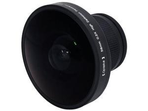"Opteka Platinum Series 58mm 0.2X HD Panoramic ""Vortex"" Fisheye Lens for Digital & Video Cameras"