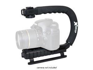 Opteka X-GRIP Professional DSLR Digital Camera Stabilizing Action Video Support Hand Grip Handle Stabilizer Handheld Holder for Leica S2 VLux V-Lux 2 3 4