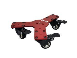 Opteka Y-BOARD Tri-Wheel Video Stabilization Table Dolly System for DSLR Cameras & Camcorders