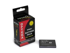 Opteka NP-BN1 1000mAh Ultra High Capacity Li-ion Battery Pack for Sony CyberShot Digital Cameras