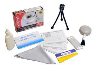 Opteka 10 Peice Deluxe Lens / Digital Camera Cleaning Kit