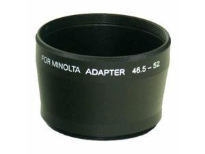 Lens Adapter for Konica Minolta Dimage Z3 Z5 & Z6 (52mm)