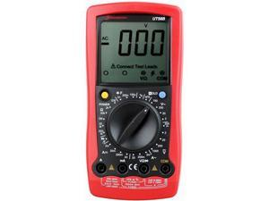 Sinometer UT58B Electrical Digital AC DC Multimeter Voltage Current Temp Ohm