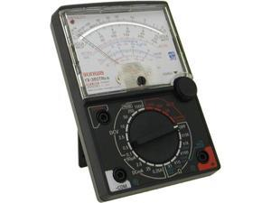 Sunwa YX-360TReB 19-Range Analog Multimeter with Continuity
