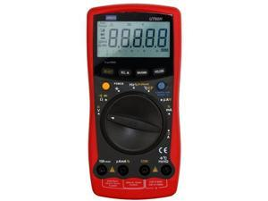 UT60H AC V/A Auto Range True RMS Digital Multimeter with Non-contact AC Voltage Detector