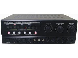 Hisonic MA2000K Dual 400W Karaoke Mixer Mixing Amplifier