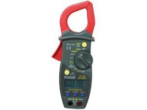 Tekpower DT6930 AC DC Amp Temp Freq Res Clamp Meter