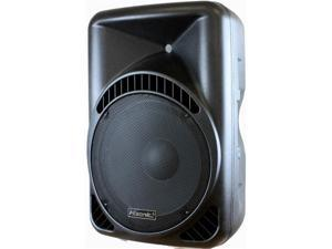 Hisonic HS6551 Powered Active PA 2-Way Speaker, 360 Watts
