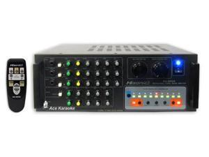 Hisonic MA3000K 600W Karaoke Power Mixing Amplifier