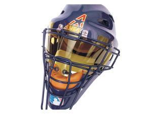 Bangerz Catcher's Helmet Eyeshield Hockey Style - HS9500 - Amber