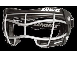 Bangerz Women's Lacrosse Lite Wire Goggle HS-7200LT - Black