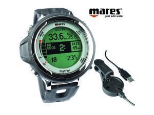 Mares Nemo Matrix Scuba Dive Computer, (with PC Download Kit)