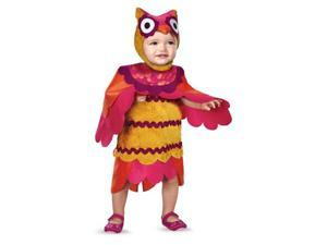 Toddler Cute Hoot Owl Costume Disguise 24880