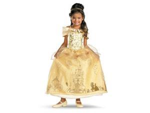 Toddler / Child Prestige Belle Costume Disguise 50500