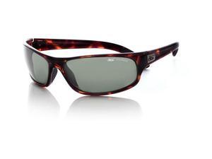 Bolle Anaconda Sunglasses - Dark Tortoise Frame, Polarized Axis Lens