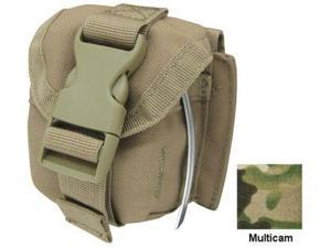 Condor Single Frag Grenade Pouch, Multicam