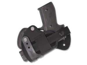 Elite Survival Systems Advanced Back Holster, Beretta 84, Sig P230, Left Hand -
