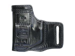 Don Hume OWB Leather Holster for RSS-PF9/SR2 w/ArmaLaser, Right Hand