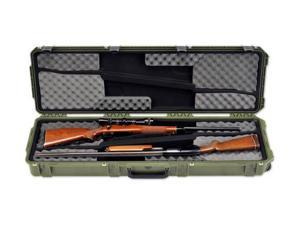 SKB Cases iSeries 5014 Double Rifle Case, Olive Drab, 53 1/8 x 17 1/4 x 7 3i-501