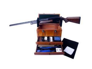 DAC Technologies Universal Gun Cleaning Kit with Wooden Toolbox