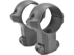 Millett Angle-Loc Weaver Style Riflescope Rings, 1in, Tikka, High, Matte