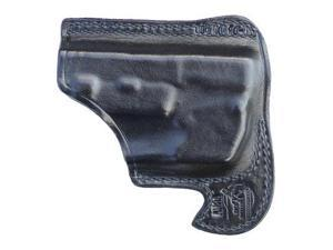 Don Hume Kahr PM9 Leather Pocket Holster w/ ArmaLaser