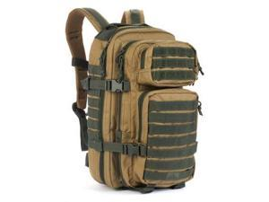 Red Rock Outdoor Gear Rebel Assault Pack, Coyote-Olive, One-Size