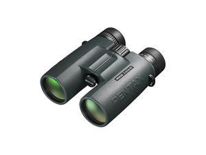 Pentax Z-Series Premium ZD 8x43 ED Binocular with Extra-Low Dispersion Lens, Gre