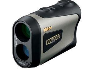 Nikon Rifle Hunter 1000yd 6x21 Laser Rangefinder, Matte