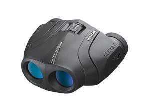 Pentax U-Series Compact Porro-Prism UP 10x25 WP Binocular, Black