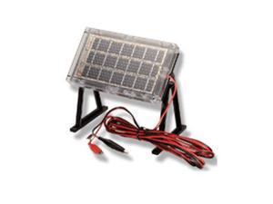 American Hunter Solar Battery Charger, 6V, Weatherproof