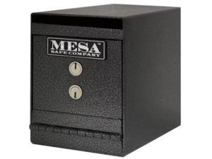 Mesa Safe MUC2K Under Counter Depository Safe Dual Key Lock