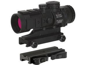 Burris AR-332 3x-32mm Tube Tactical Prism Red Dot Sight, w/ Burris AR-QD Quick D