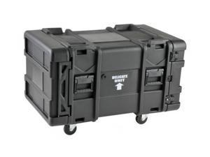 SKB Cases Roto Shock - 30 Deep 8U Roto Shock Rack 19 rackable x 30 deep x 14 hig