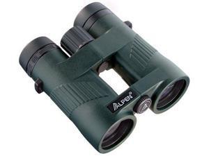 Alpen Wings 8x42 Roof Prism Binoculars, Green