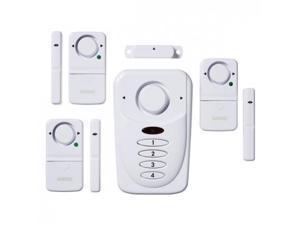Sabre Wireless Alarm Kit, White