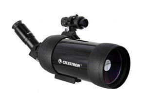 Celestron 39-100x90mm Maksutov Angled Spotting Scope w/Tripod 52268-OP